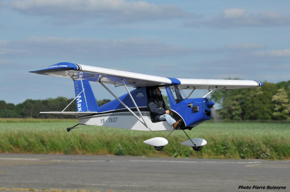 Aeromax en vol bd