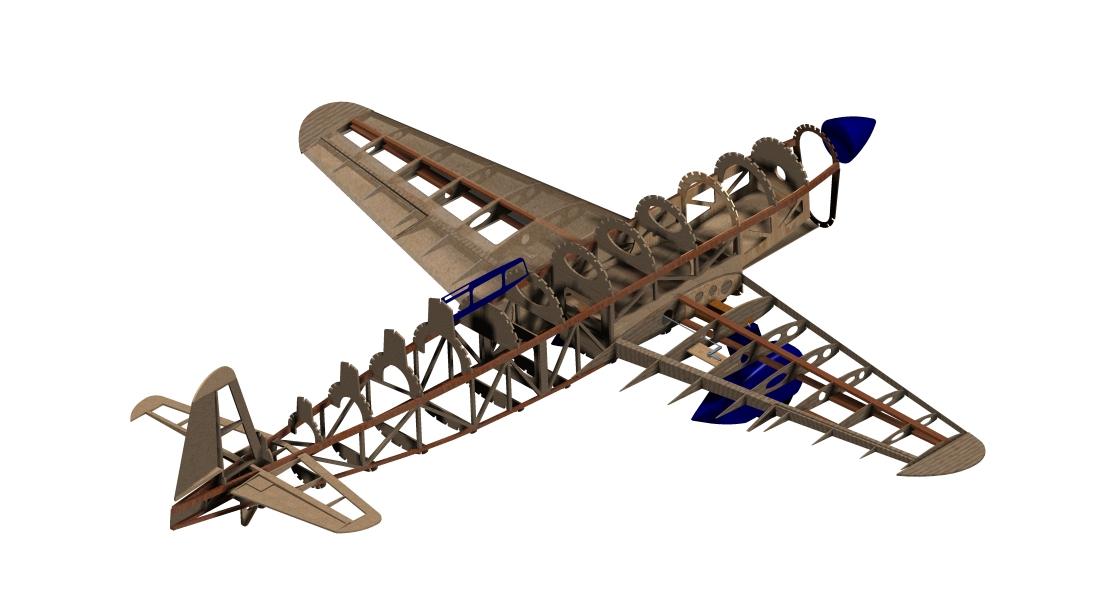 C366 avion complet 7
