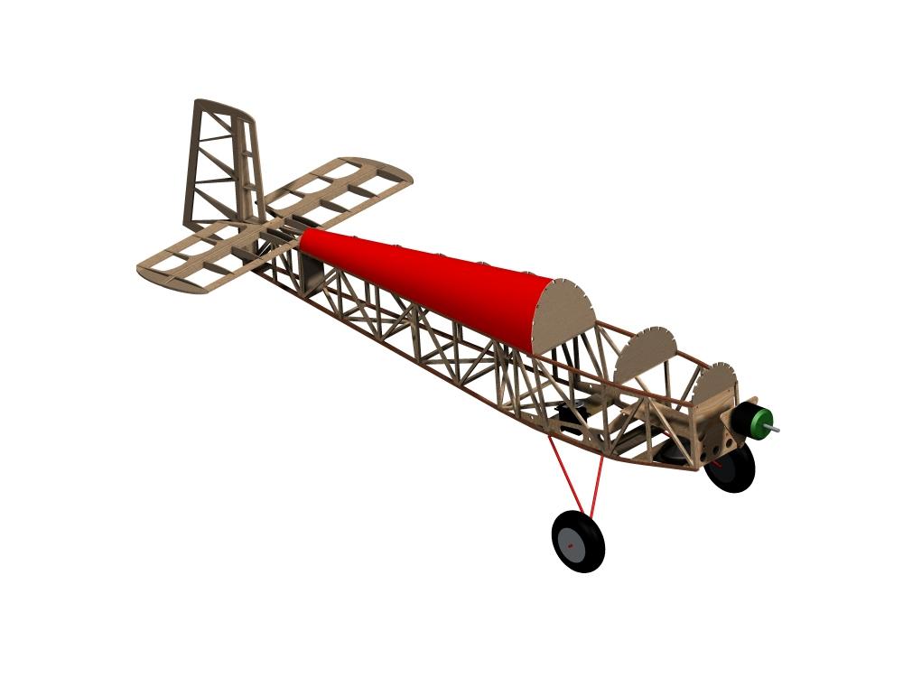 D31 fuselage 2