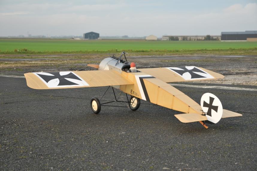 Fokker e1 sol