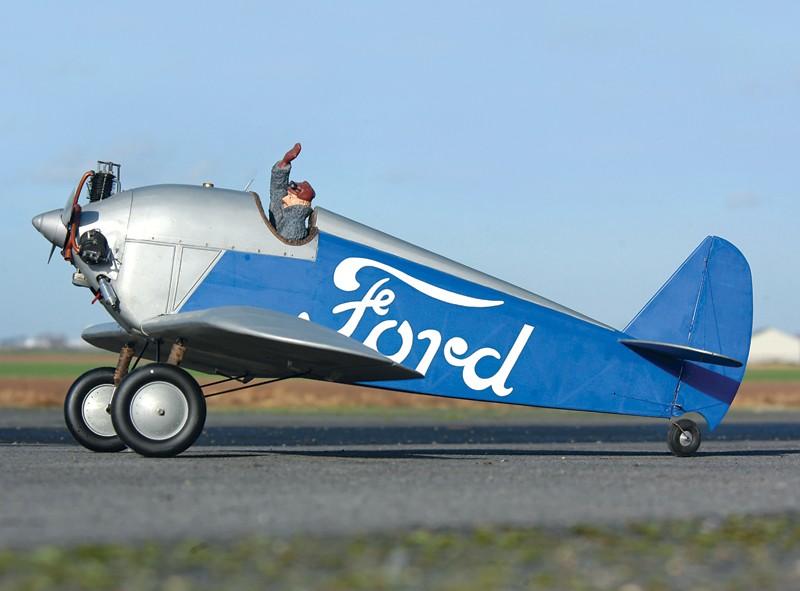 Ford flivver 1