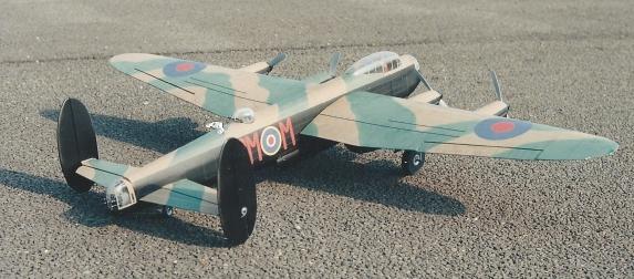 Lancaster complet