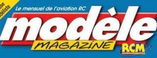 Logo modele mag
