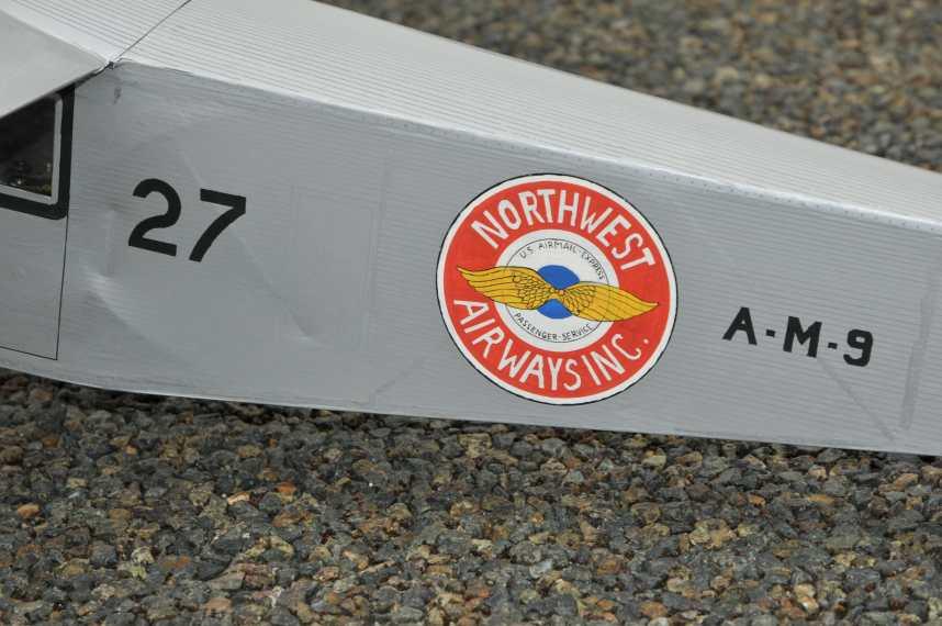 Metalplane detail 2