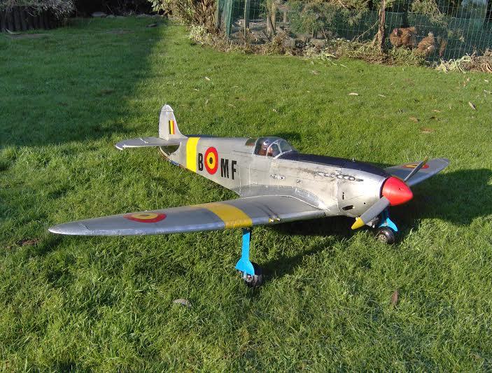 Spitfire michel bethune